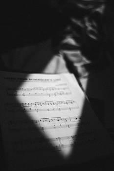Musical Notes by Ilker Goksen