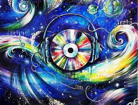Musical Universe by Natasha Kudashkina