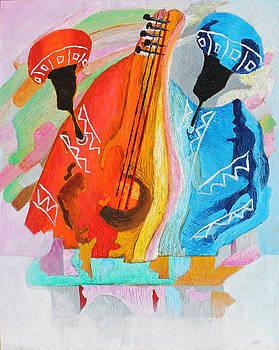 Musicians by Sanjeev Nandan
