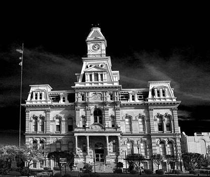 Muskingum County Courthouse by David Yocum