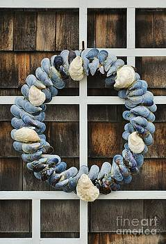 Joy Bradley - Mussel Wreath