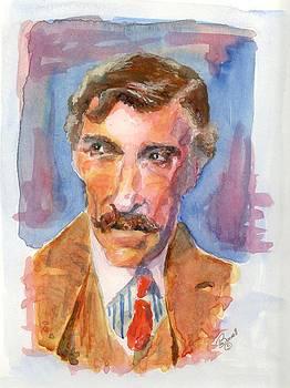 Mustache by Marsden Burnell