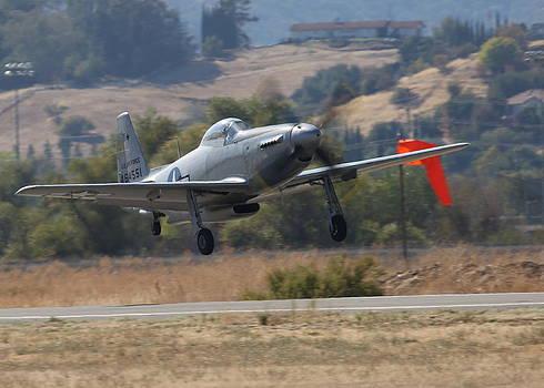 John King - Mustang P51H Take Off N551H