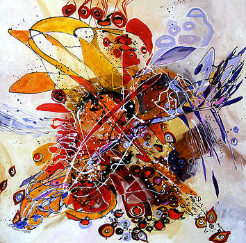 Mustata campului by Elena Bissinger