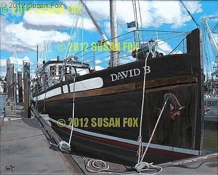 MV David B by Susan Fox