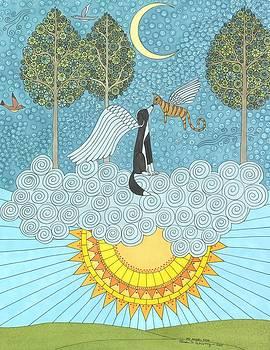 My Angel Dog by Pamela Schiermeyer