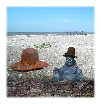 Val Byrne - PEACE with My Beach Buddha