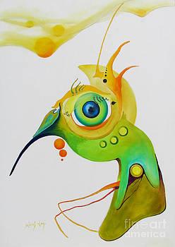 Alexa Szlavics - My bird
