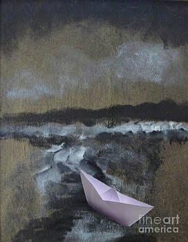My Boat by Maria Julia Bastias