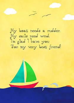 Randi Kuhne - My Boat Needs a Rudder