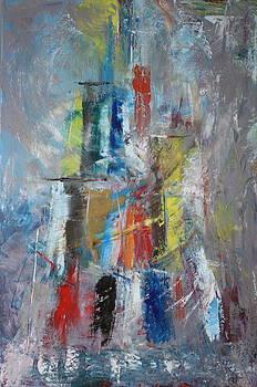 My Burj by Brigitte Roshay