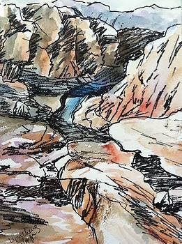 My Canyon Trip by Lynn Cheng-Varga