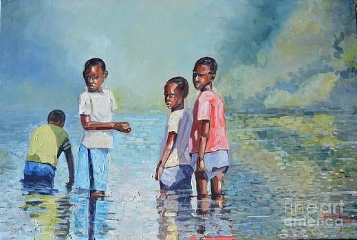 My Childhood by Jeffrey Samuels