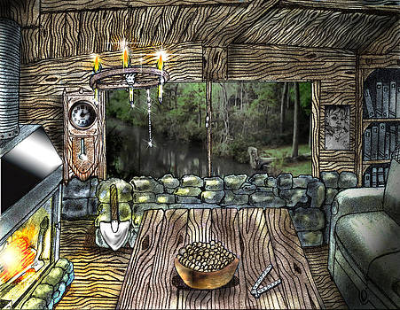 My Dream Lodge by Gerald Griffin