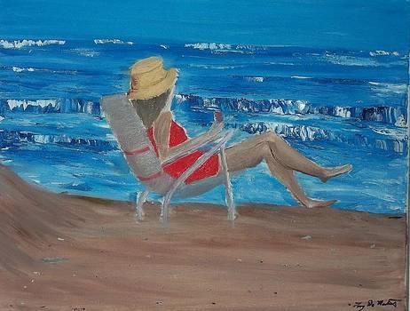 My  Escape by Tony  DeMerchant