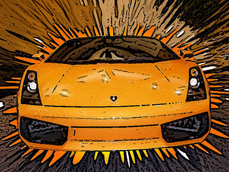 My Favorite Car by Piero Lucia