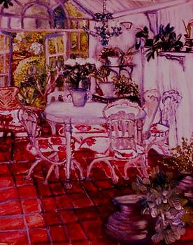 My Favorite Room by Helena Bebirian