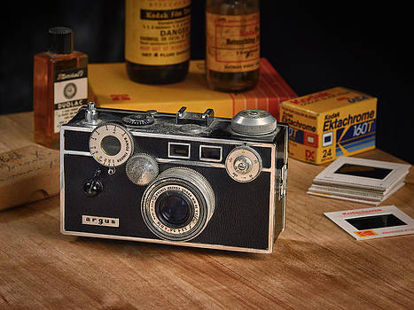 Dennis James - My First Camera