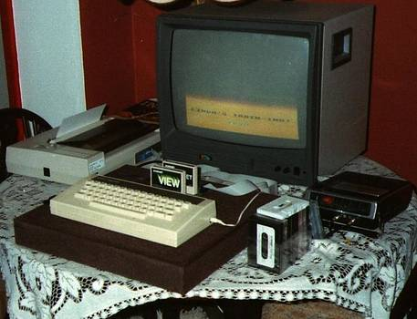 My First Computer by Geoff Cooper
