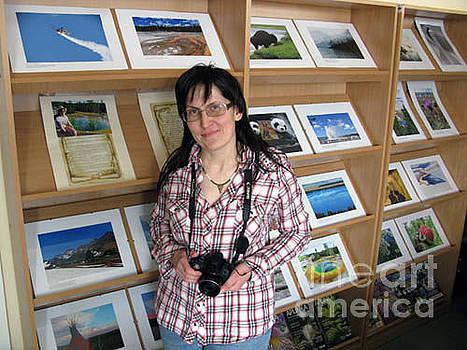 My First Personal Photo Show 2013 by Ausra Huntington nee Paulauskaite