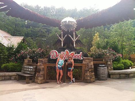 My first trip to Dollywood by Regina McLeroy
