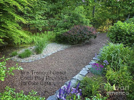 Dee Flouton - Garden Oasis