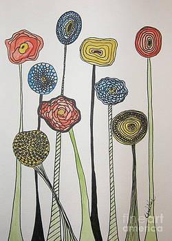 My Garden by Marcia Weller-Wenbert