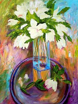 My Gardenias by Barbara Pirkle