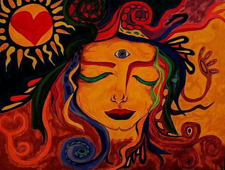 My Goddess by Renee Oglesbee