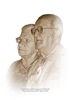 My Grandma and Grandpa by Harold Shull