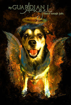 My Guardian Angel - Hollister by Kathy Tarochione