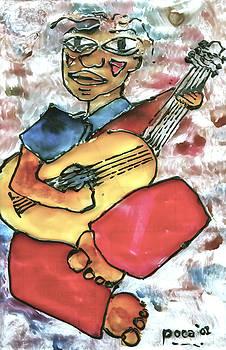 My Guitarist by Carol Tsiatsios