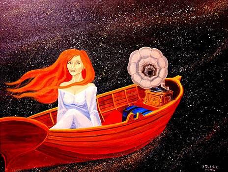 My Heart Dreams In A Sea of Stars by Patrick Lynch