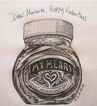 My Heart by Michelle Deyna-Hayward