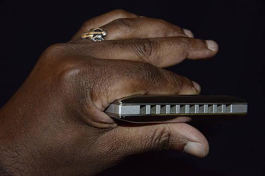Teo SITCHET-KANDA - My Afro Blues Harmonica - Solo Blues