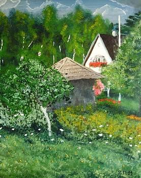 My Homeland by Danas Zymonas