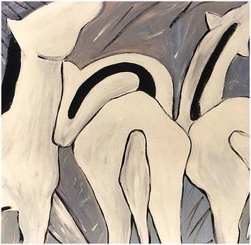 My Horses Ass by Lance Headlee