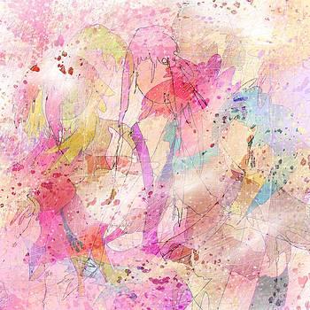My imaginary friends by Rachel Christine Nowicki