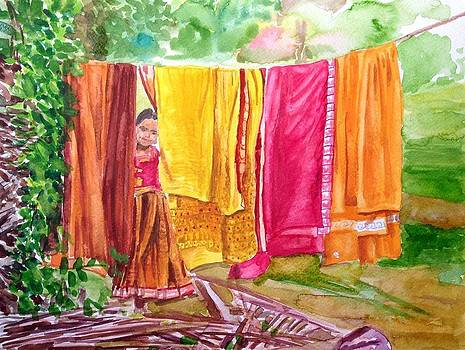 My little home by Aditi Bhatt