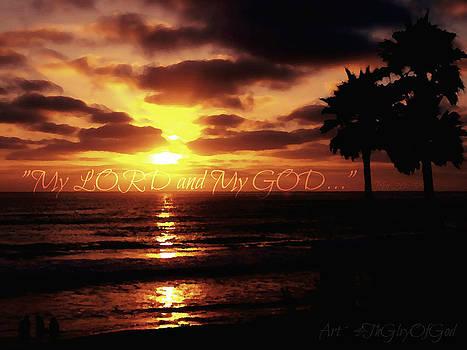 Sharon Tate Soberon - My Lord and My God