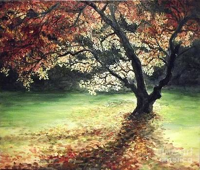 My Love of Trees VII  by Lizzy Forrester