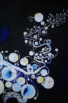My mind at night by Emily Maynard