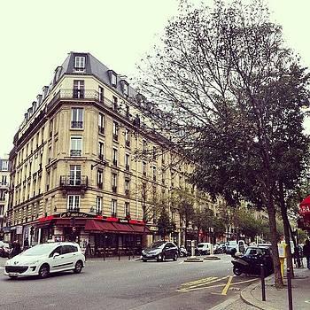 My Neighborhood #goncourt #11th by Sarah Dawson