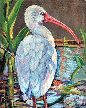 My One and Only Egret by Lisa Tygier Diamond