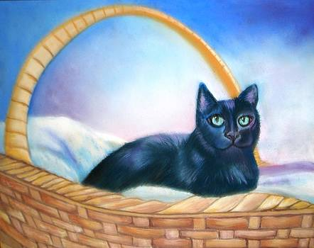 My own basket by Claude