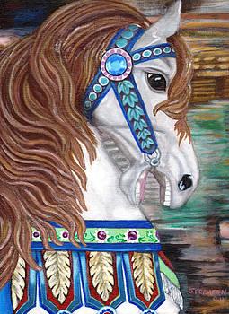My Pegasus by Jennifer Frampton