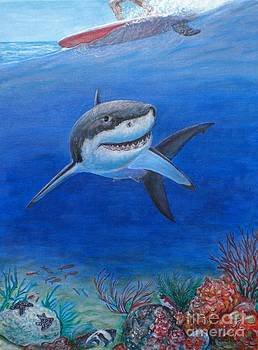 My Pet Shark by George I Perez