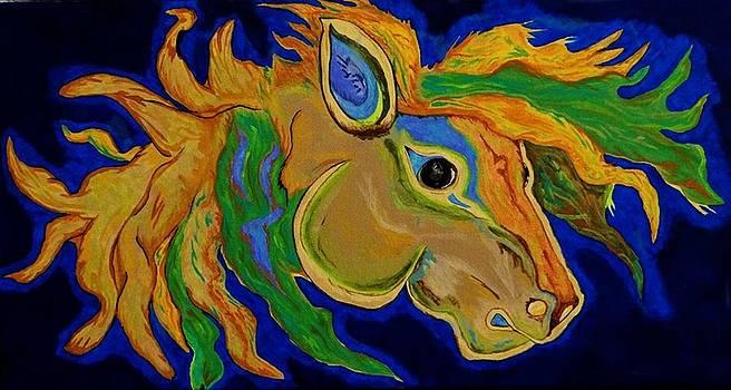 My Pony by Renee Oglesbee