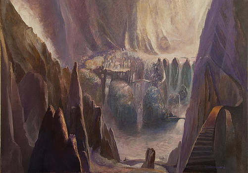 My Rivendell by Timo Luomanpera