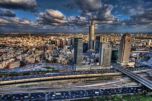 My Sim City by Ron Shoshani